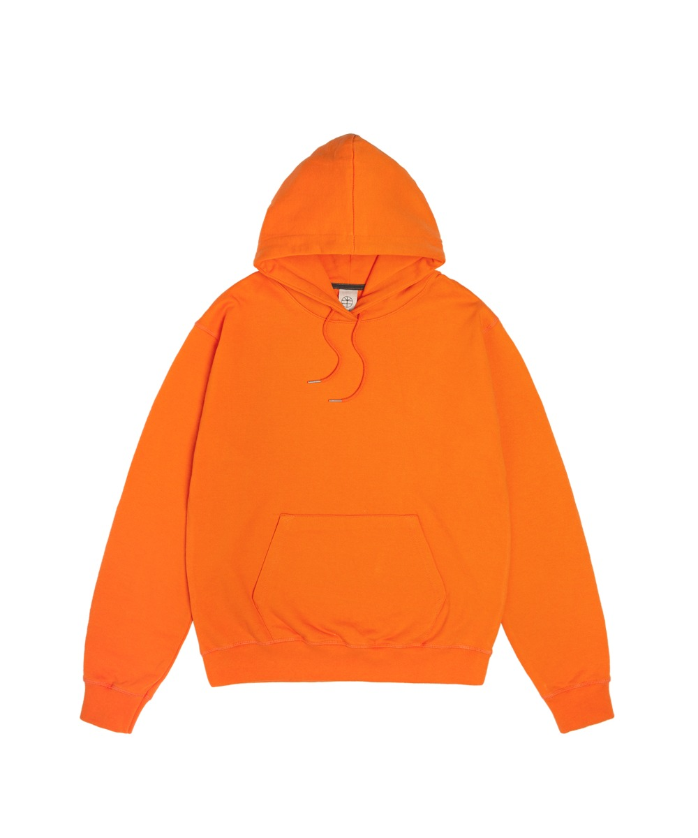 VM-405 REGULAR ROBIN HOODY_Orange