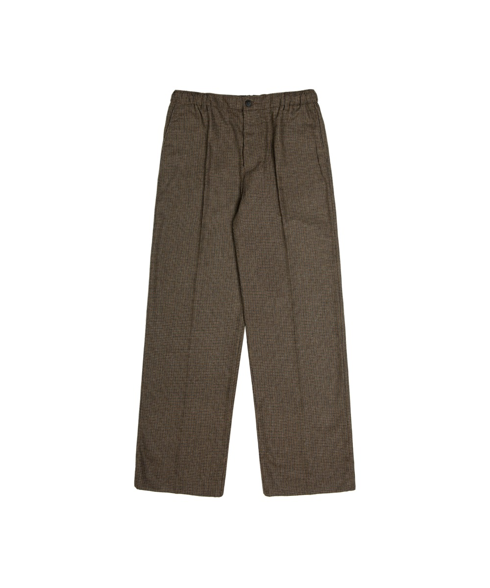 VSP-512 Wool Check Slacks