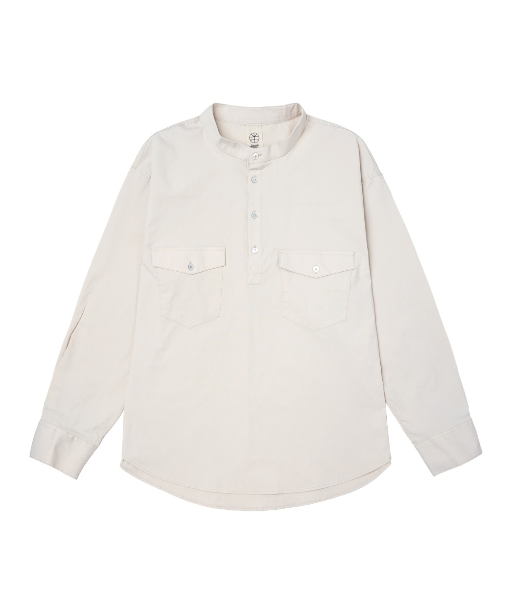 VS-158 Pullover Pocket Shirts_LB